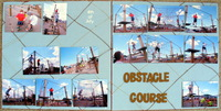 obstacle course dbl