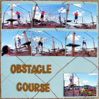 obstacle course rt