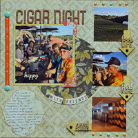 Cigar Night with Friends