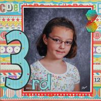 Abby 3rd grade