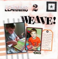 Learning To Weave!