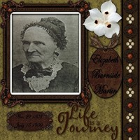 GG grandmother 1808-1900