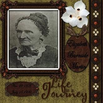 GG grandmother 1808-1900