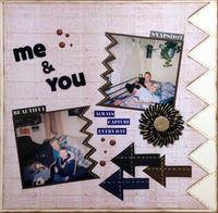 me & you (July 2017 Music Challenge)