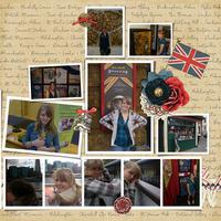 summer in England B