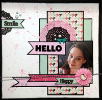 Hello (Aug. 2017 Pinterest and Mood Board Challenges)