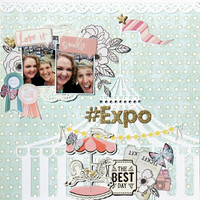 #Expo (August Pinterest & My Mood Challenges}