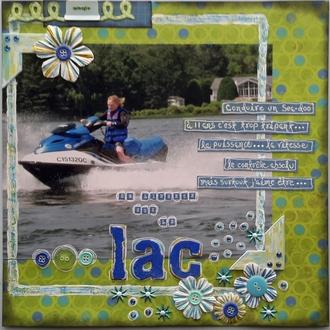 Freedom on the Lake - (En Liberté sur le Lac)