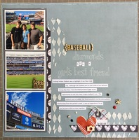 (Baseball) Diamonds are a Girl's Best Friend