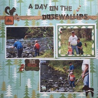 A Day on the Dosewallips