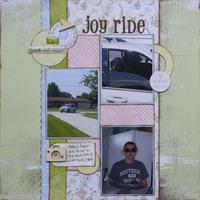 Joy Ride **Chinese Whispes round 2