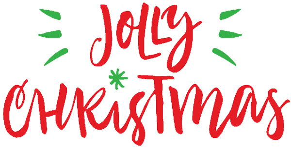 Jolly Christmas Authentique