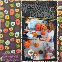 Spooky Painters