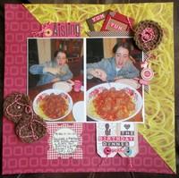 Aisling & the Birthday Dinner