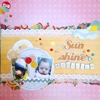 Sunshine sweeties