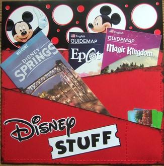 Disney Stuff Pocket