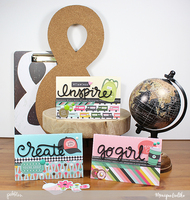 Back To School Cards - Pebbles