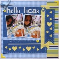 Hello Lucas