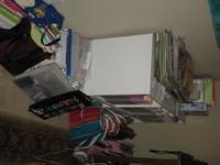 Scrap area before photo
