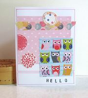 Note Card Owls