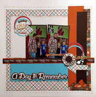 A Day To Remember (Sept 2017 Becky Fleck Sketch Challenge #132)