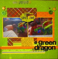 A Green Dragon
