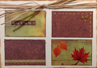 Autumn (Sept. 2017 Card Challenge)