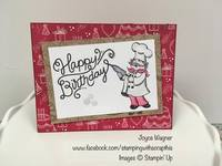 Birthday Deliveries Cards