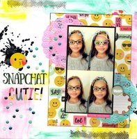 Snapchat Cutie!