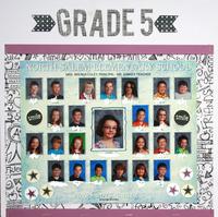 Grade 5 Abby