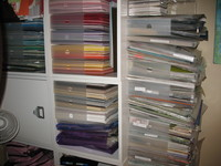 Organize It! Patterned Paper Collection