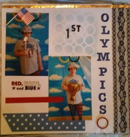 1st Olympics