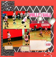 Volleyball For the Cure