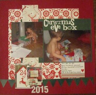 Chrismas Eve Box