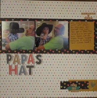 Papas Hat