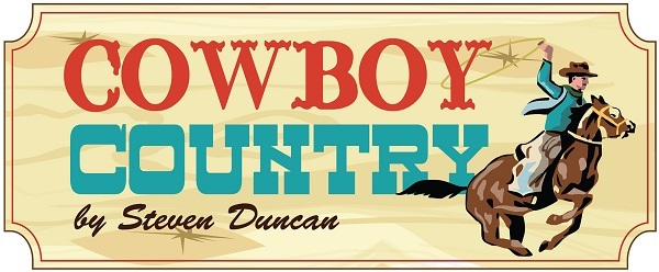 Cowboy Country Carta Bella Echo Park Steven Duncan