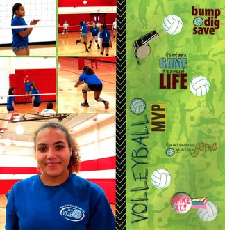 Volleyball MVP