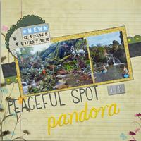 Peaceful Spot in Pandora