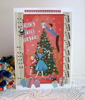 Christmas Card Deck the Halls