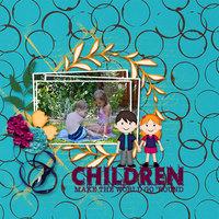 Children Make The World Go Round