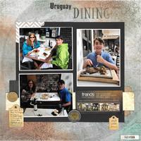 Uruguay Dining