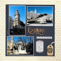 Explore Montevideo