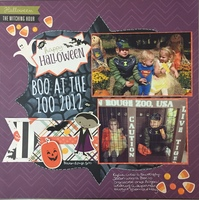 Boo at the Zoo 2012