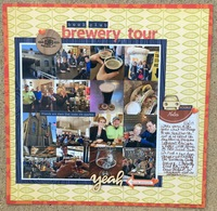 Book Club Brewery Tour