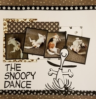The Snoopy Dance