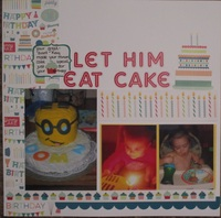Let Him Eat Cake