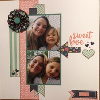 Sweet love (Oct 2017 Guest Designer Challenge #1)