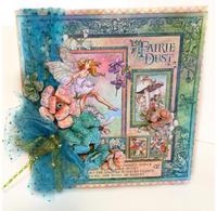 Fairy Dust Memory Album