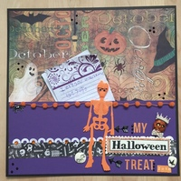 My Halloween Treat