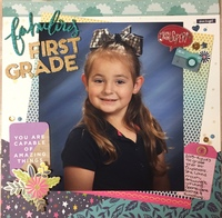 Fabulous First Grade